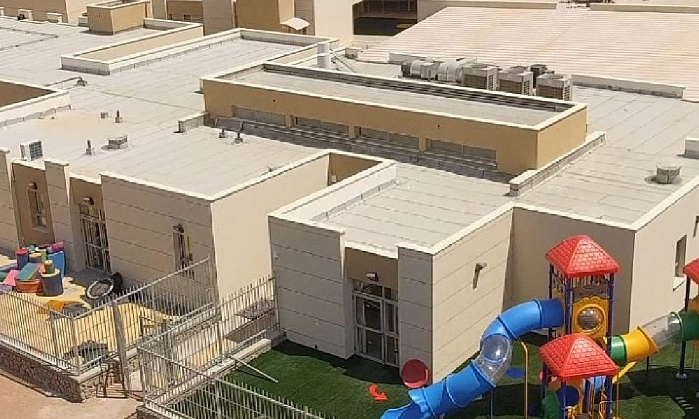 Orim school in Eilat